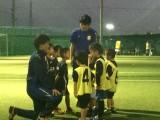 サッカークリニック春の特別スクール開催!