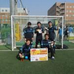 2位LEGEND FC