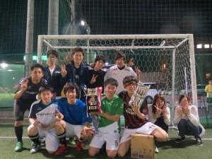 優勝◆FC UHE