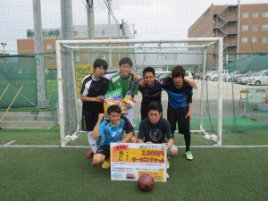 準優勝◆FC UHE