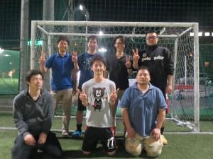 準優勝◆ゴエモンズクラブ