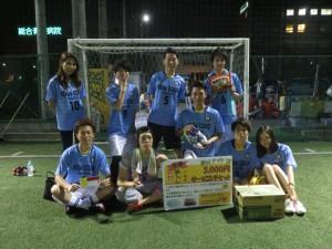 優勝◆EDGE COCO