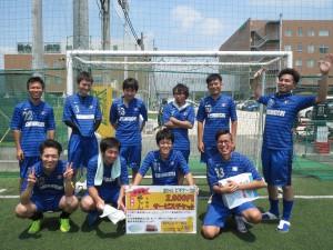 準優勝◆新日FC