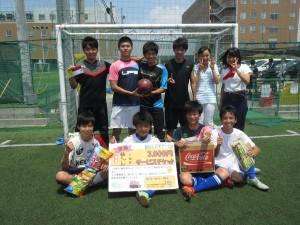 優勝◆ジョントスFC