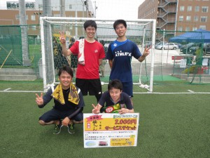 準優勝◆リトルFC