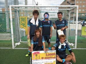 第3位◆LEGEND FC