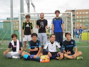 4位LEGEND FC young