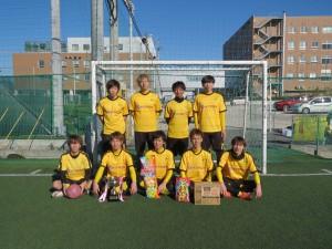 優勝◆FC東部