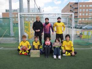 優勝◆FC 東部