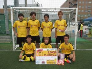 準優勝◆FC東部