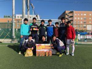 年末CUP①